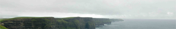 Banniere Cliff Of Moher